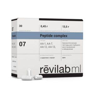 Многофункциональные пептидные препараты REVILAB