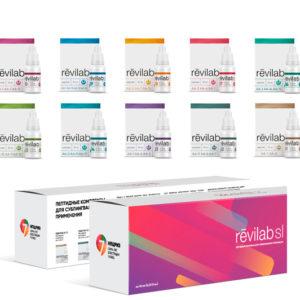 Сублингвальные пептидные препараты REVILAB SL
