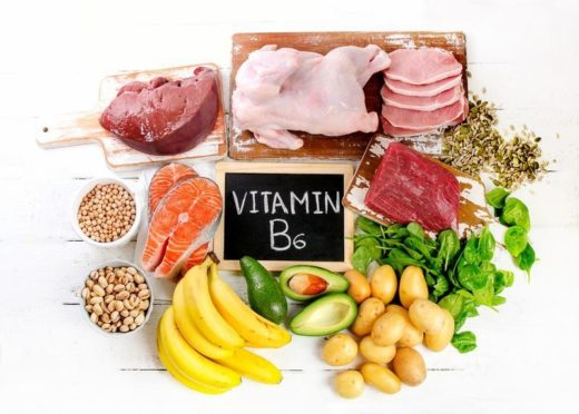 Витамин В6 (пиридоксина гидрохлорид)